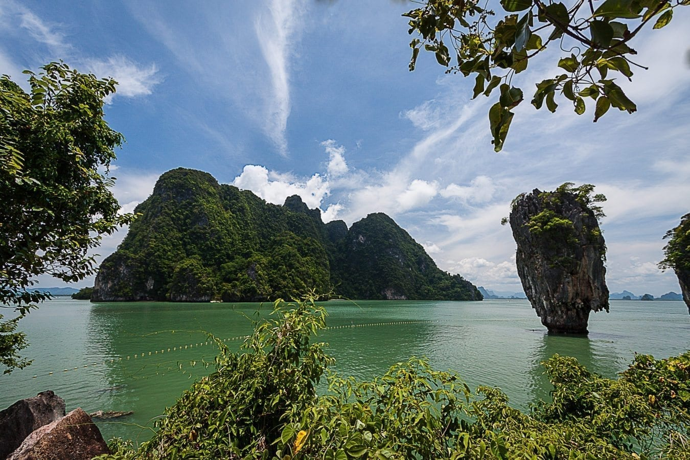 james bond island and phang nga bay 5 in 1 tour by big. Black Bedroom Furniture Sets. Home Design Ideas