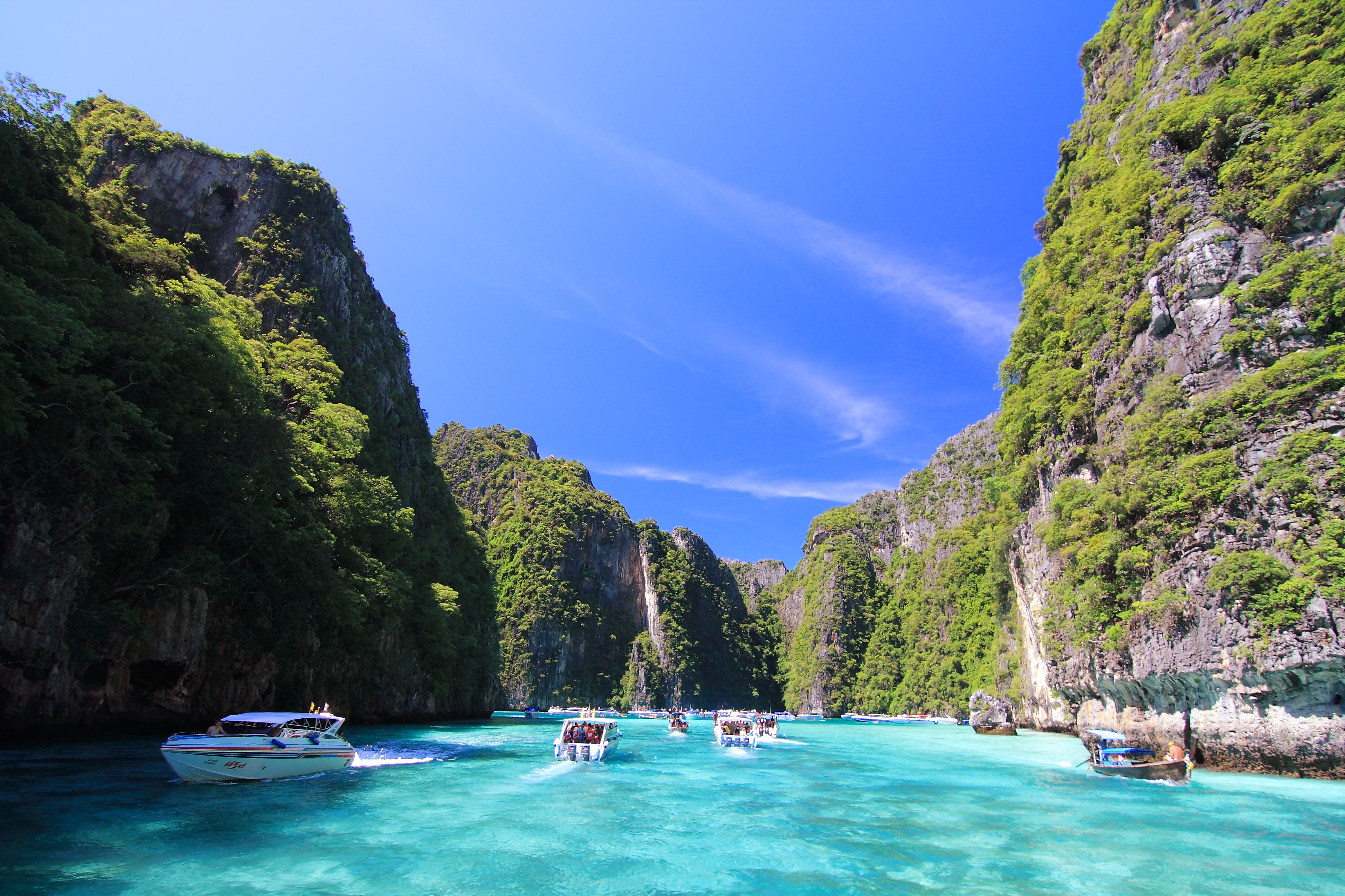Phi Phi Island Half Day Tour By Speedboat