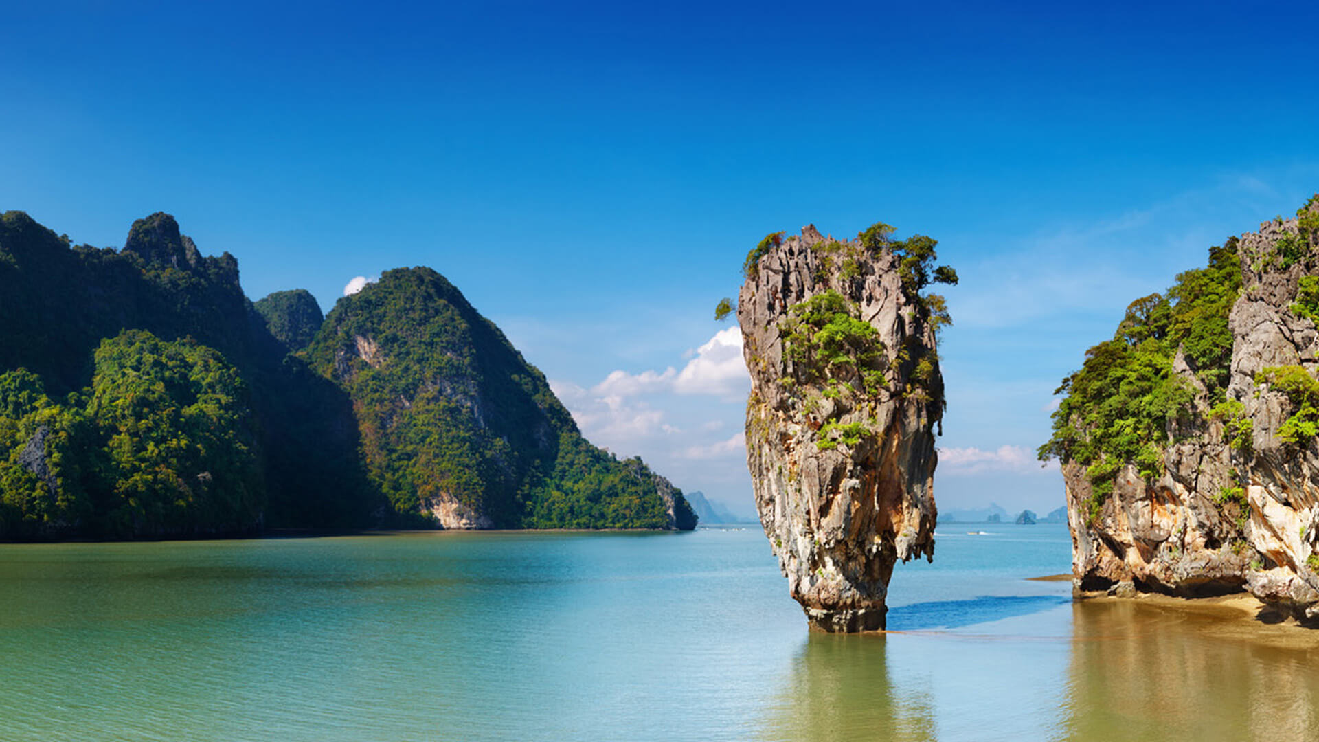 James Bond Island Phang Nga Bay By Speedboat Phuket